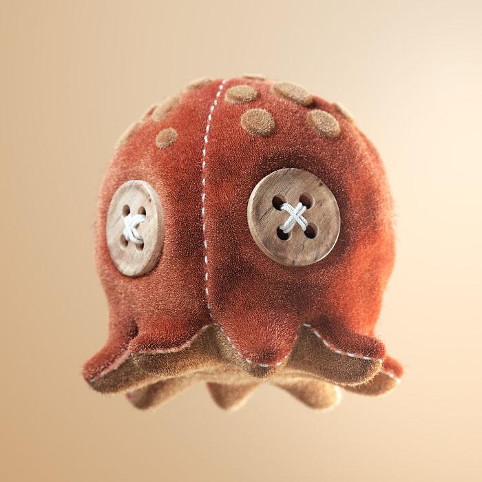 I Designed Stuffed Magical Creatures