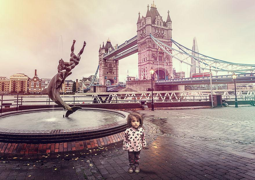 Visits London