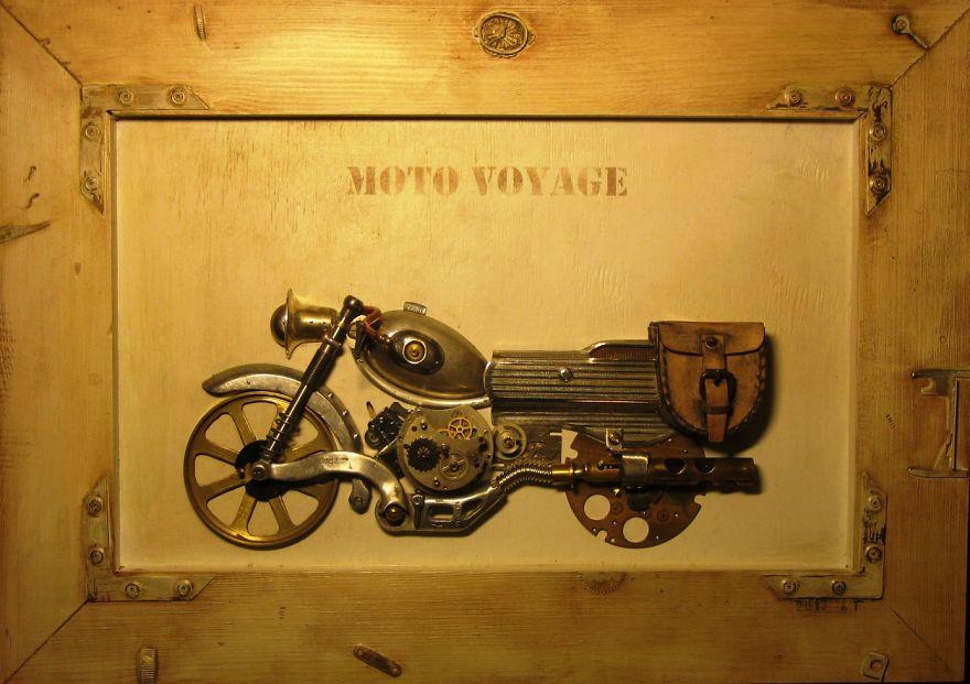 Moto Voyage