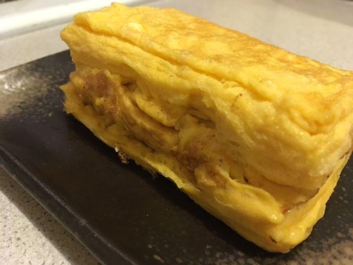 Happy Japanese Omelette