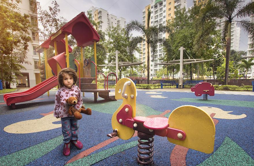 Reimagined In Kid's Area