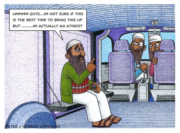 Reluctant Muslim