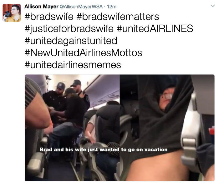 Brad And His Wife Just Wanted To Go On Vacation