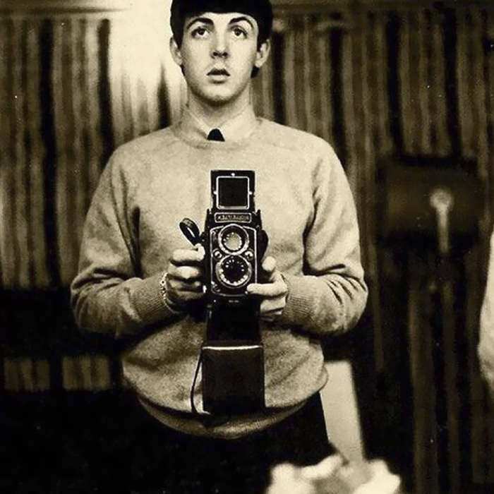 Paul McCartney, 1959