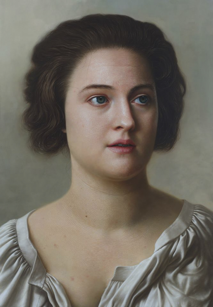 Giant Hyperrealistic Portraits By South Korean Artist ...