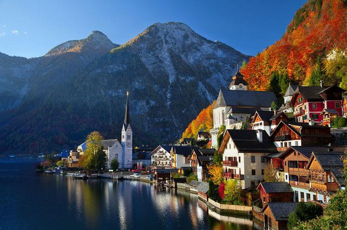 10 Beautiful Places In Austria