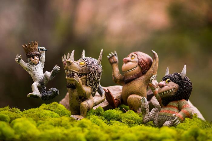 """""""Let The Wild Rumpus Start!"""""""