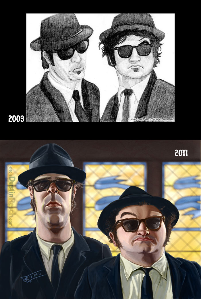 The Blues Brothers, 2003 Vs 2011