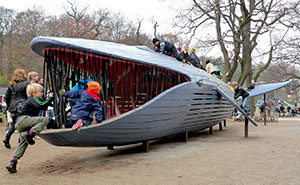 Danish Company Creates The Best Playgrounds In The World That Even Grown Ups Can't Resist