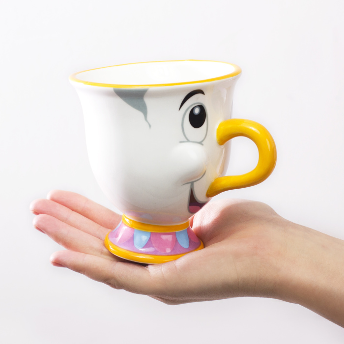 Chip From Beauty And The Beast Is Your New Favourite Coffee Cup
