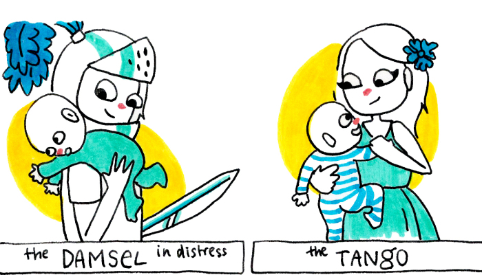6 Illustrations Of Why Being A Parent Is Hilarious