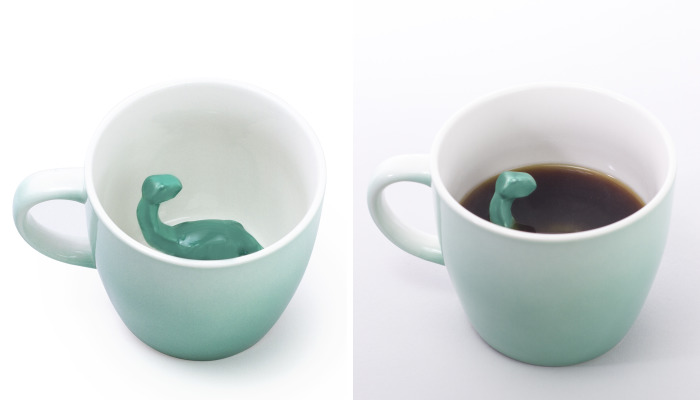 Feel Like The Laziest Palaeontologist Ever With These Dino Mugs