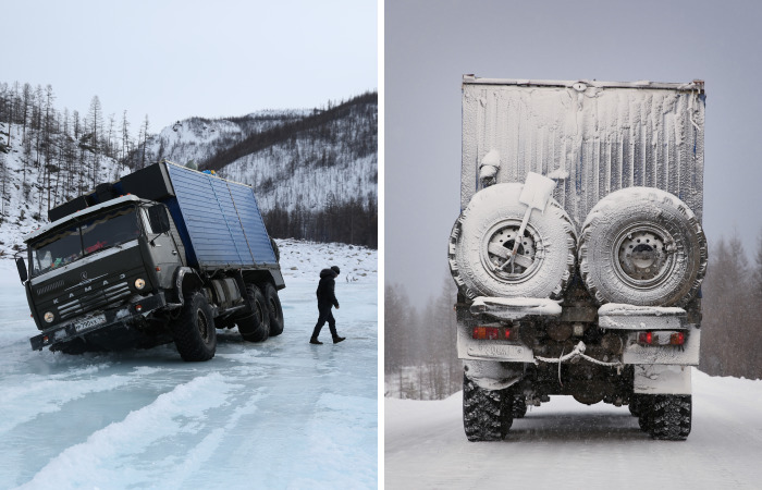 How We Tried To Deliver 12 Tons Of Food To Siberia's Arctic North