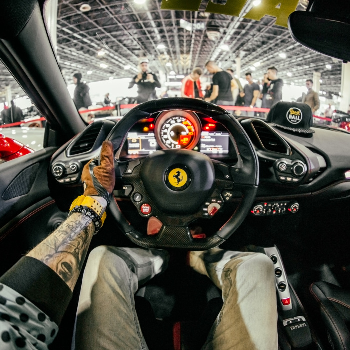I Photographed More Than 300 Car Interiors With A Fisheye In A Year