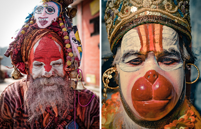 I Photographed The Art Of The Holy Faces