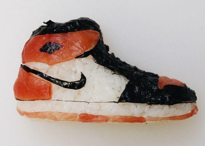I Make Shoes From Sushi
