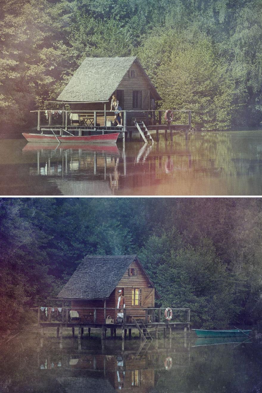 One Lake Away