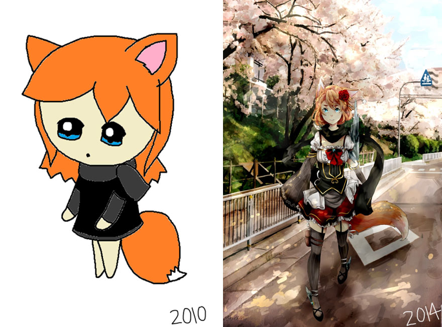 Improvement Of 4 Years By Noisebaskerville