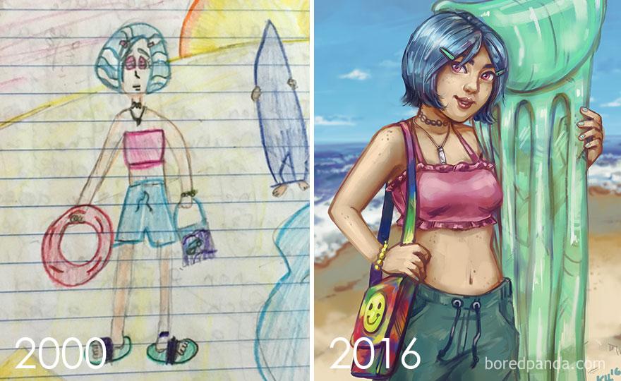 Age 10 Vs Age 26