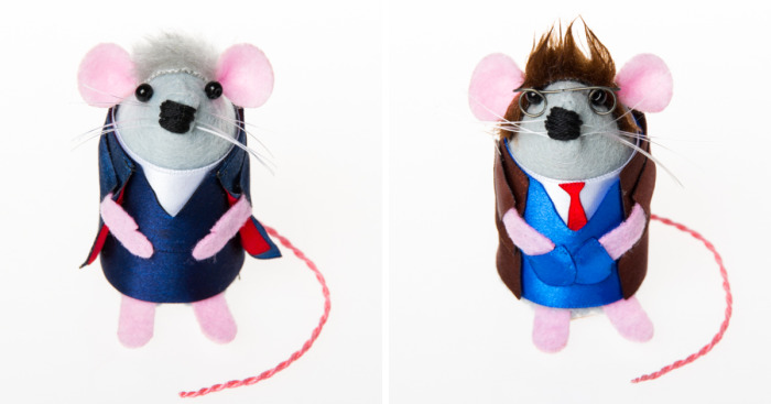 doctor who characters i created as adorable hand crafted artisan