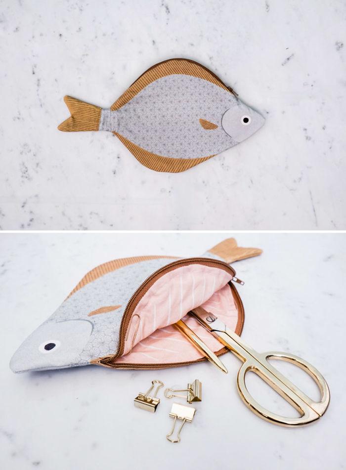 Small Halibut Case Fish