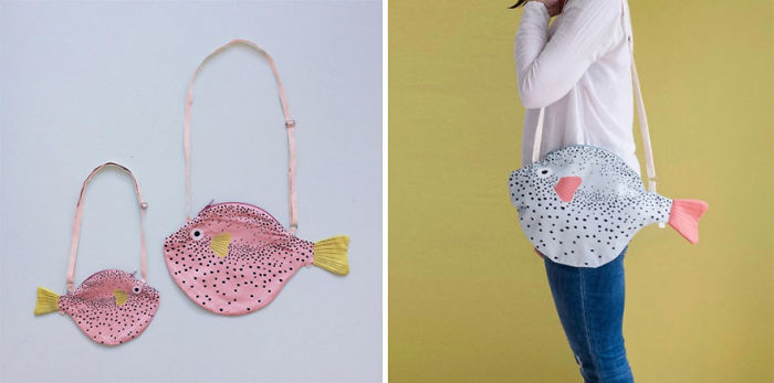 Pufferfish Bag