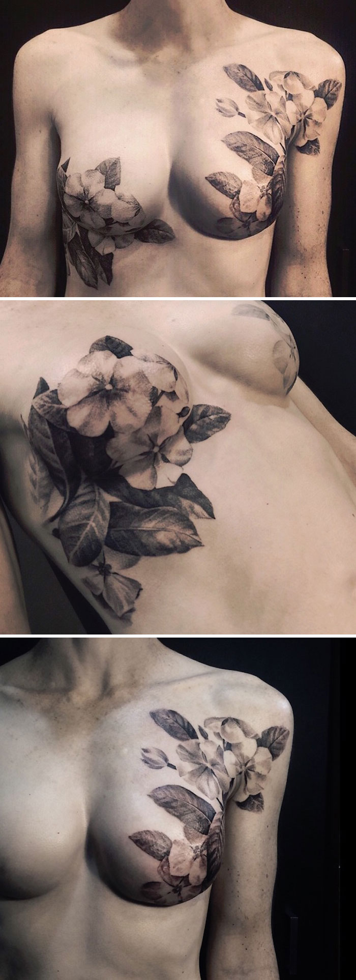10 floral tattoo artists who will make you want to get