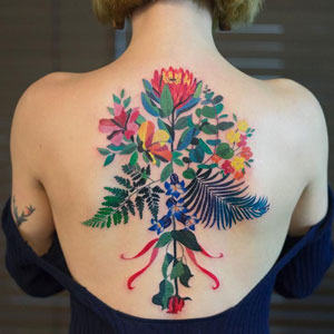 10+ Floral Tattoo Artists Who Will Make You Want To Get Inked