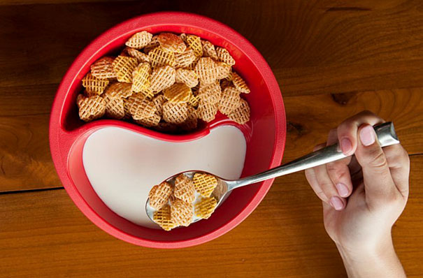 Bowl For People Who Hate Soggy Cereal