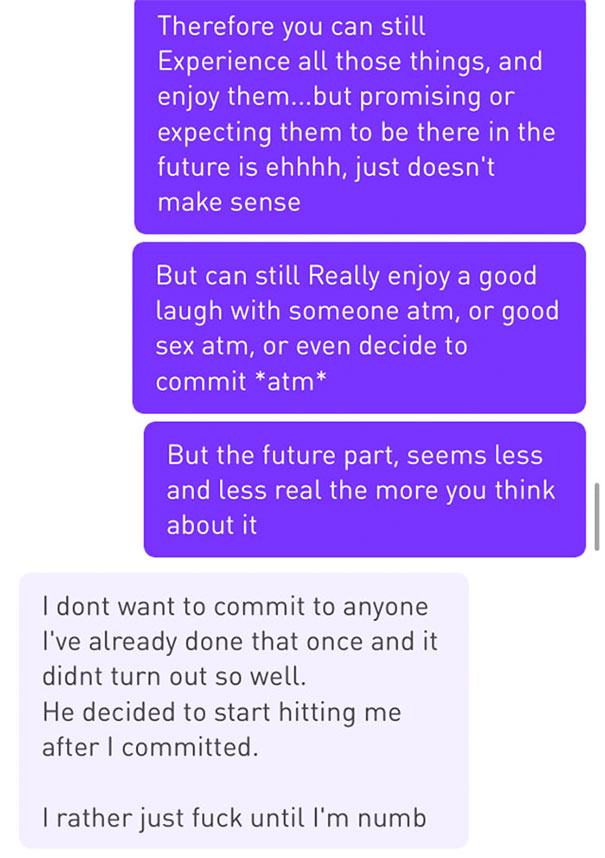 why doesnt he want to have sex with me