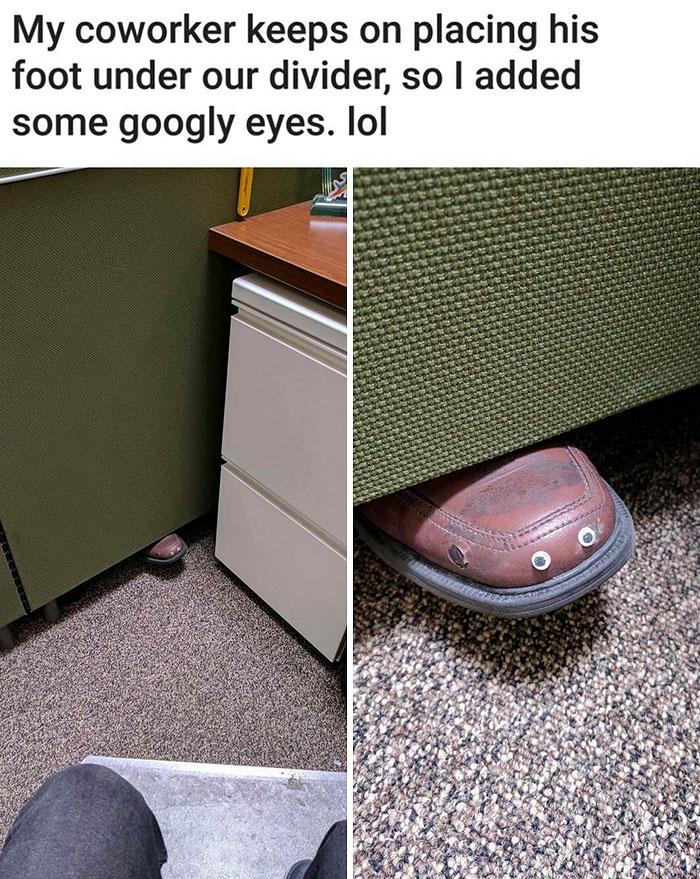 Googly Shoe