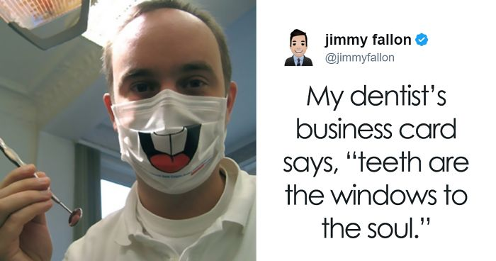 30+ Funny #MyWeirdDentist Tweets That Will Make Your Visits To The Dentist Even Scarier