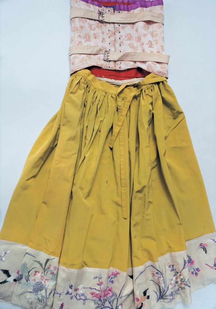 Kahlo's Outfits