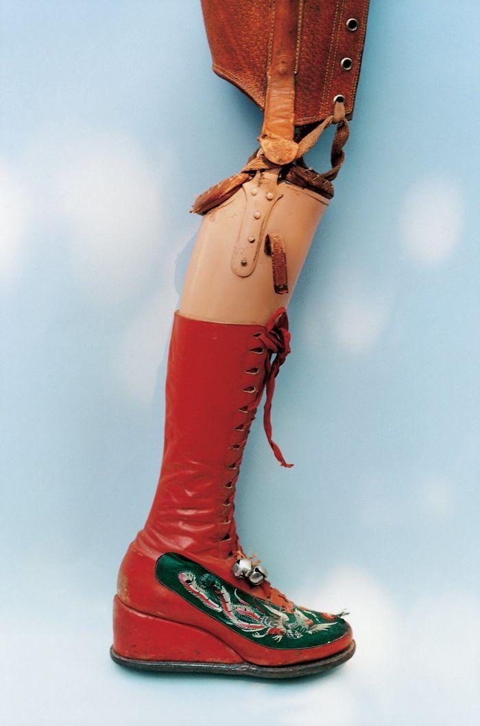 Pierna prostética