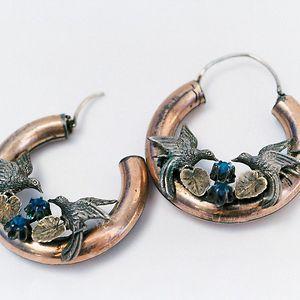 Kahlo's Earrings
