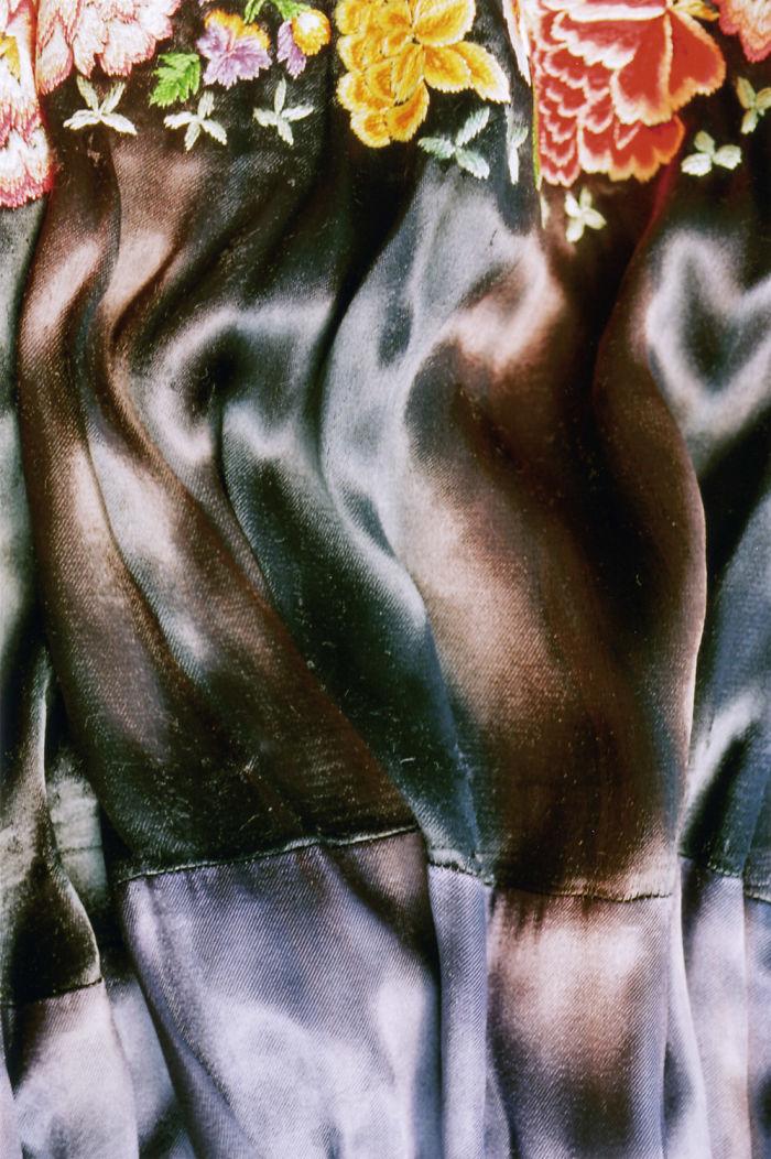 Tela de una falda
