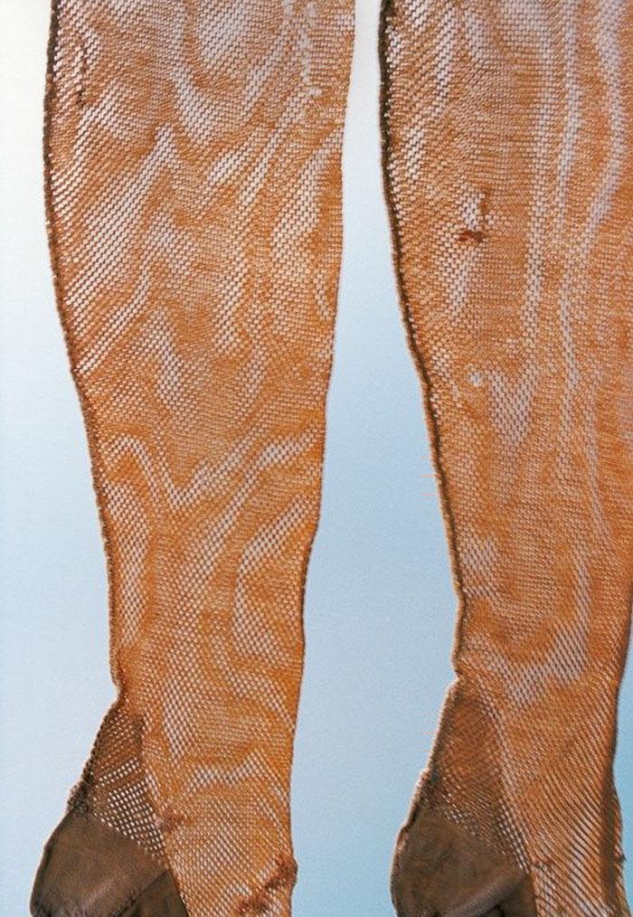 Kahlo's Stockings