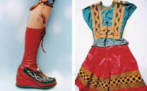 Frida Kahlo's Hidden Wardrobe Unlocked After Almost 50 Years