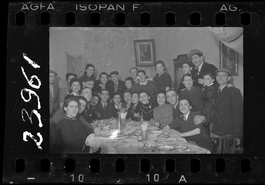 1940-1944: A Festive Occassion