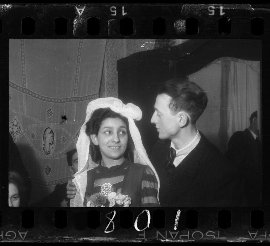 1940-1944: A Wedding In The Ghetto