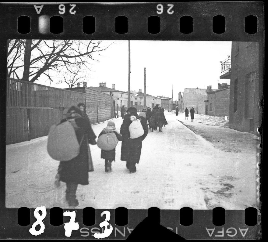 1940-1944: Deportation In Winter