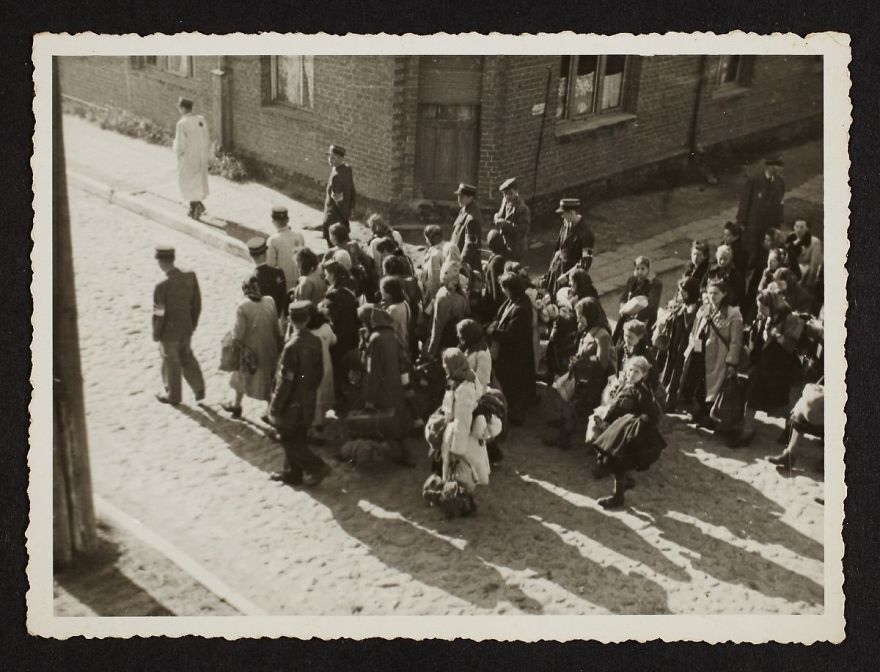 1944: A Mass Deportation Of Ghetto Residents