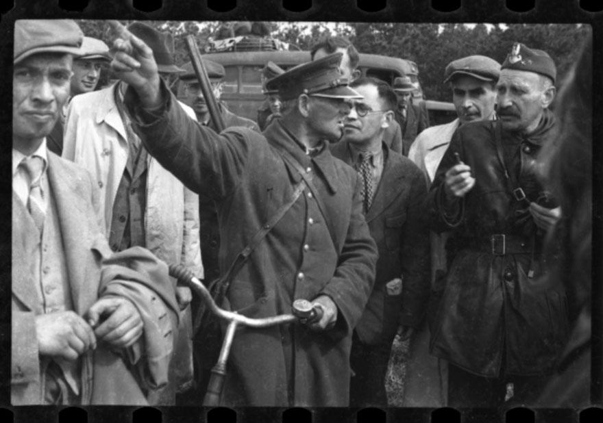 1940-1944: Delegation After Liberation