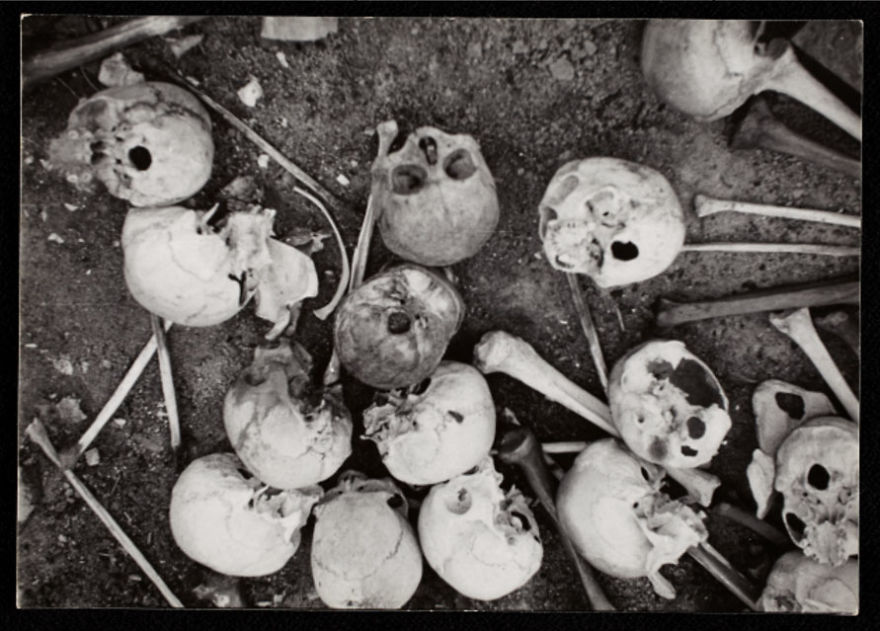 1940-1944: Skulls And Bones On Ground