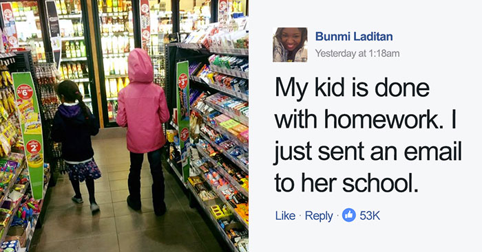 Mom Emails School To Tell Her Kid Won't Be Doing Homework Anymore, And Here's Why