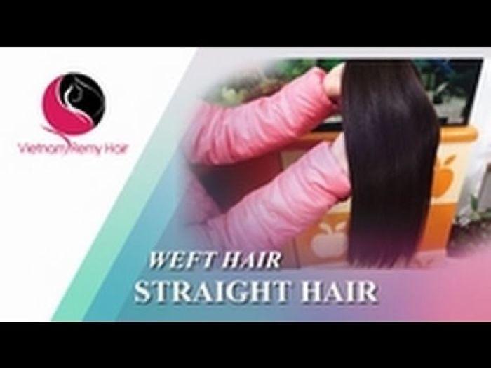 Vietnam Remy Hair| Vietnamese Straight Hair – Silk & Soft