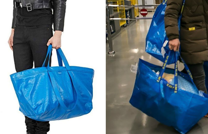 Ikea Responds To Balenciaga S 2 145 Bag That Looks