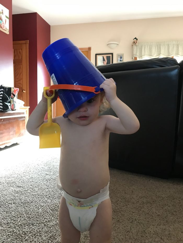 What Happens If You Give Twins A Bucket
