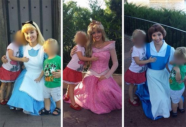 My Friend's Kid Got Princess Boob At Every Meet And Greet