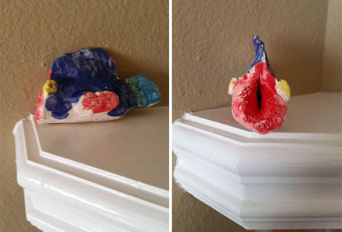 El proyecto artístico que mi hija ha traido a casa